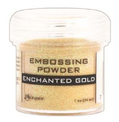 Ranger - Specialty 1 Embossing Powder - Enchanted Gold